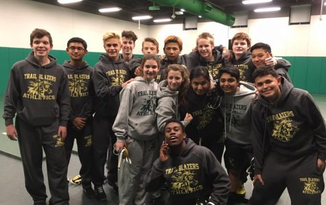 LTHS Wrestling Brings Home the Prize