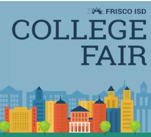 Upcoming College Fair
