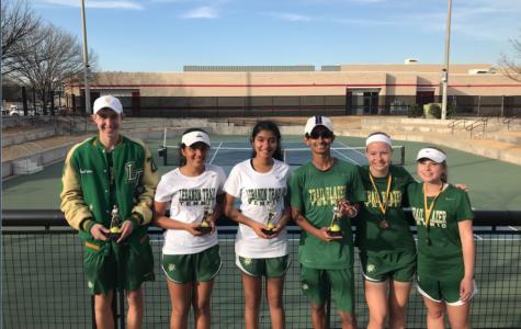 Tennis Team Triumph