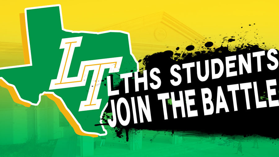 LTHS+Students+Join+the+Battle