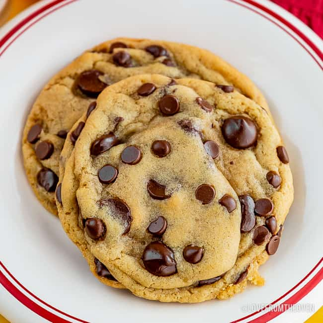 Chocolate+Chip+Cookies+That+are+Good+for+the+Soul