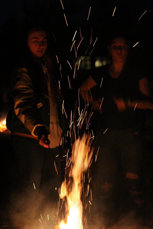 Senior+Bonfire