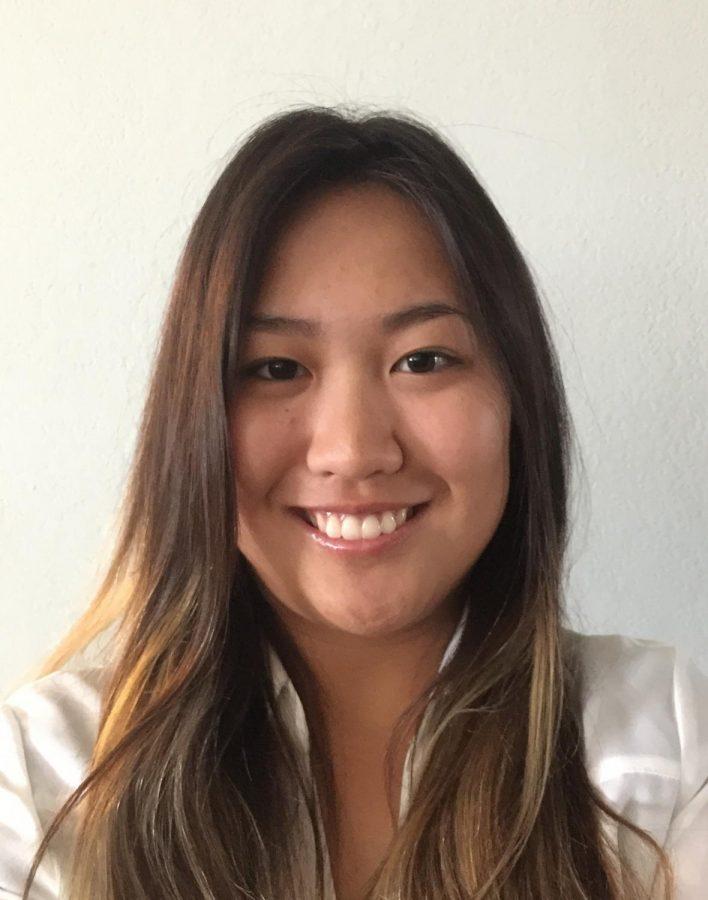 Madison Phung - News editor for 2020-2021