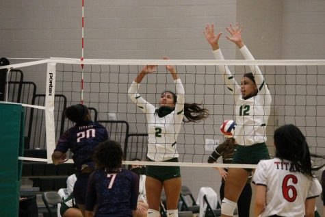 Varsity Volley Oct. 6